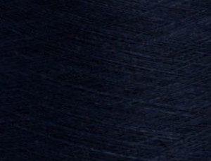 Espadrilles dark blue yarn