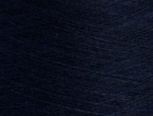 Espadrilles Garn dunkelblau